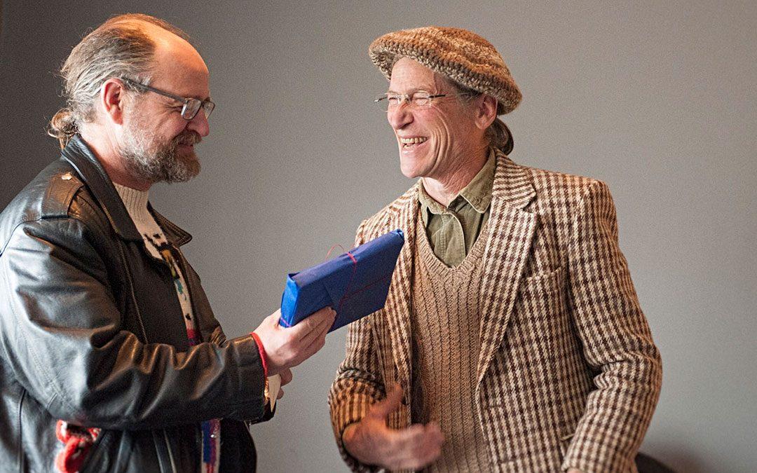 Venie Holmgren Prize winner 2017