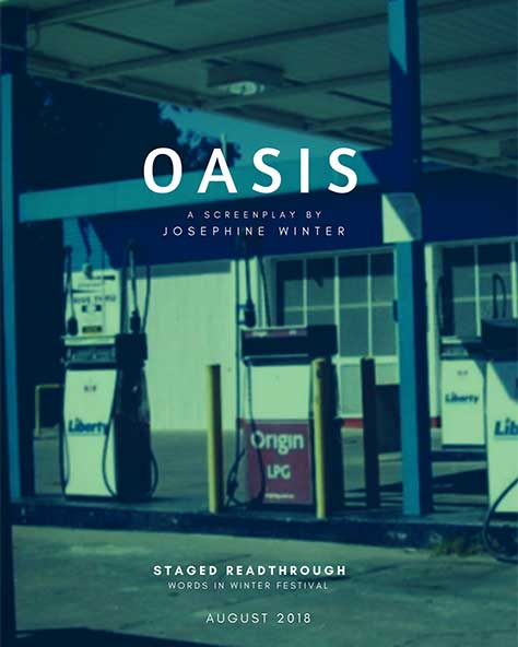 The Oasis: Screenplay Reading