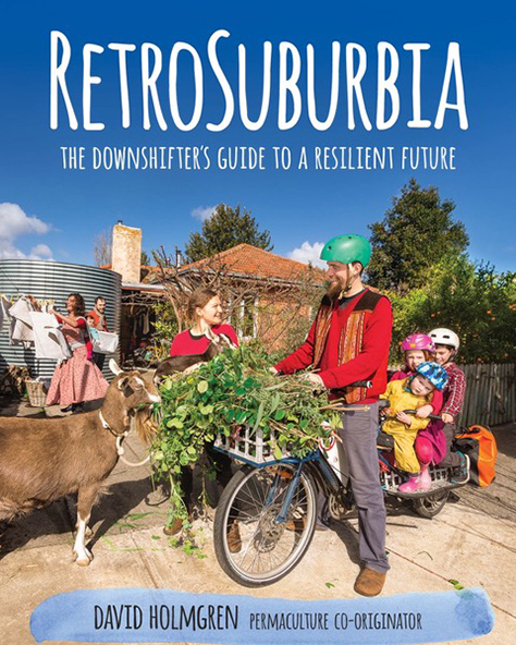 Inside RetroSuburbia: the making of a book
