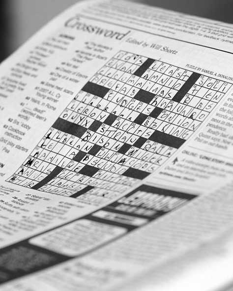 Clever Towns Crossword Challenge