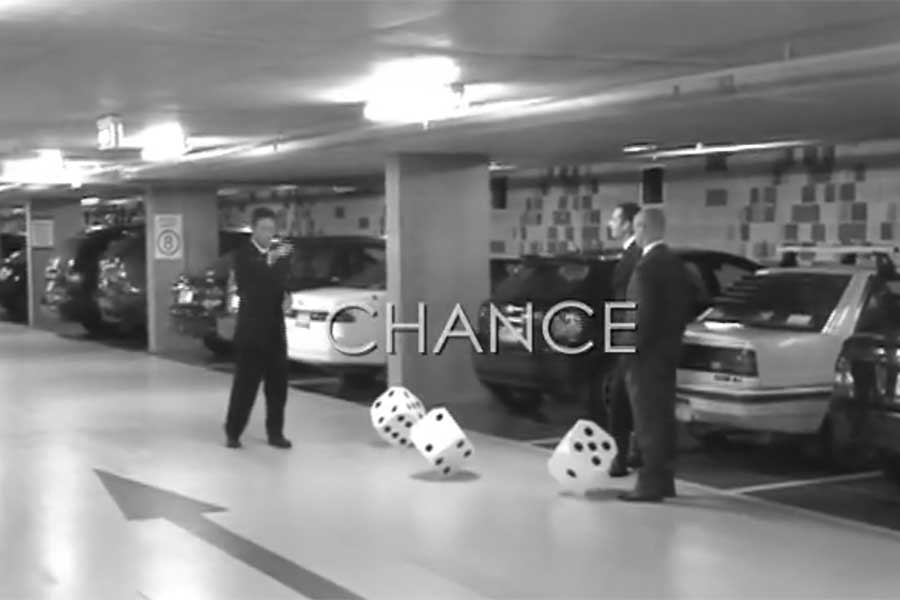 Patrick Jones on Change and Chance