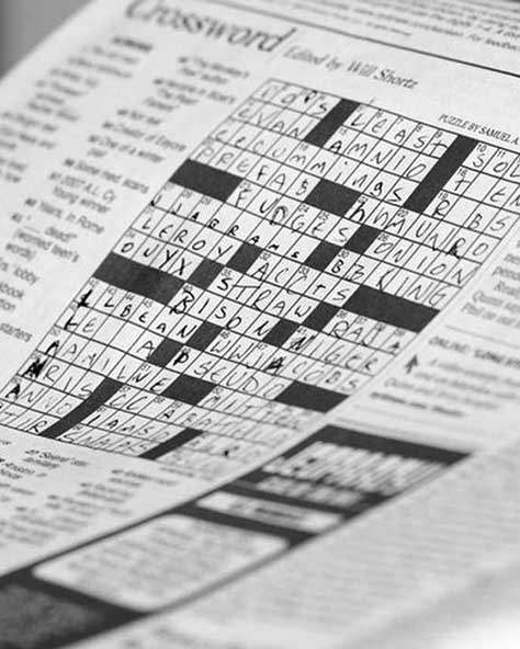 Clever Towns Crossword