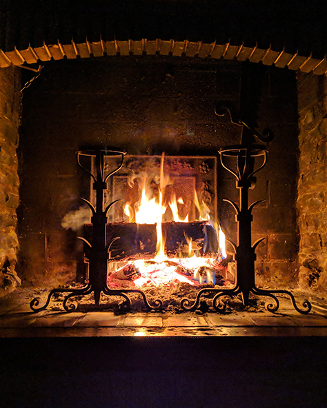 Fireside Funeral Chat hosted by Beverly Risstrom