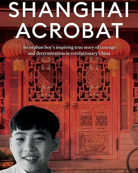 Jingjing Xue talks about his book, Shanghai Acrobat